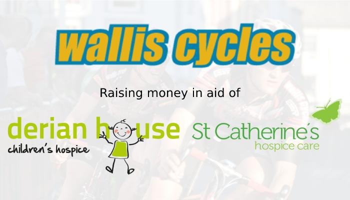 Wallis Cycles Charity Raffle