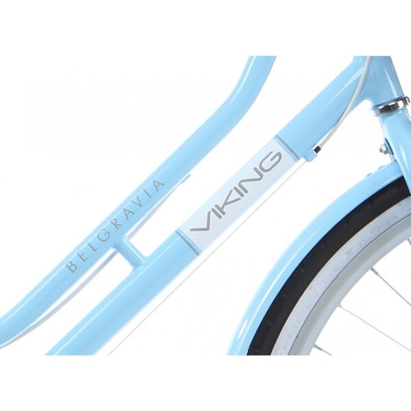 Viking Belgravia downtube